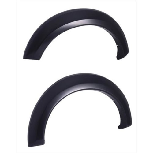 EGR 751194F Rugged Look Fender Flare Set of 2 No-Drill - Front