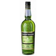 Chartreuse green liqueur 70 cl