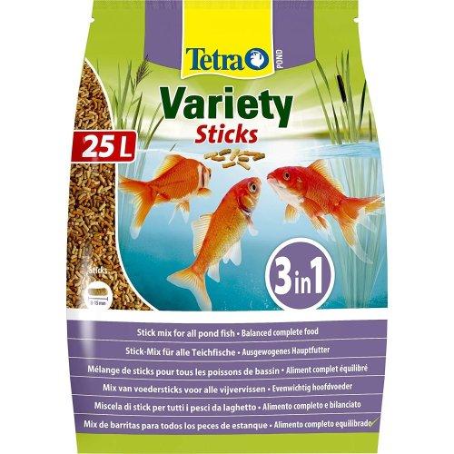 Tetra 3 In 1 Variety Sticks