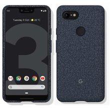 Official Google Pixel 3 XL Fabric Case - Indigo