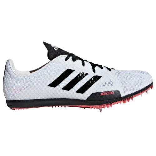 adidas adizero Ambition 4 Womens Running Spike Shoe White/Black/Red