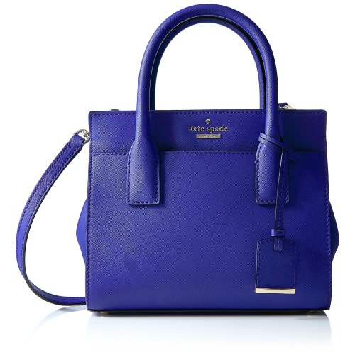 Kate Spade Cameron Street Mini Candace Satchel - Nightlife Blue - PXRU6669-443