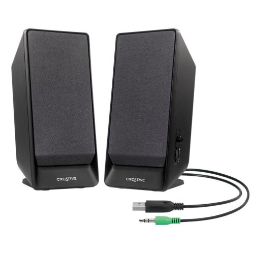 Creative Labs A50 Stereo 1.6W Black