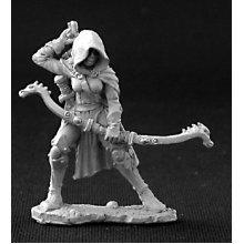 Reaper Dark Heaven Legends 03255 Callie, Female Rogue w/ Bow