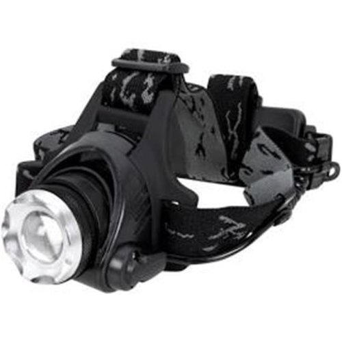 Perform Tool PTL-560 500 Lumen Rechargeable HeadLamp, Black