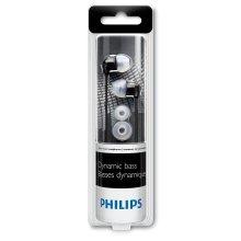 Philips SHE3590BK/10 In-Ear Headphones - Black