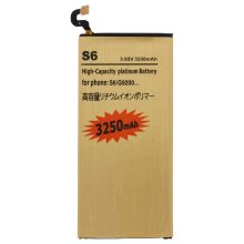 Battery for Samsung Galaxy S6 3250 mAh Replacement Battery