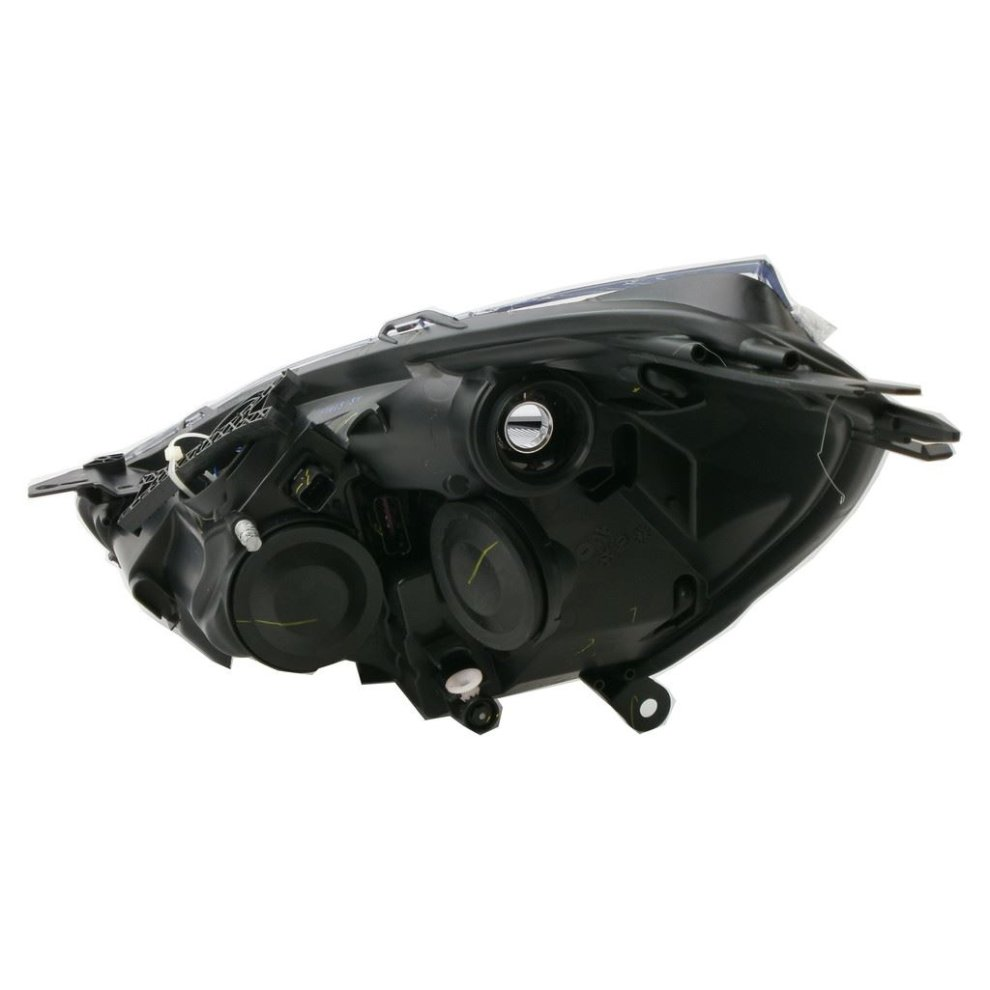As Pictured Bezel Ultimate Styling Manual Adjustment Halogen Headlight//Headlamp Without Load Level Motor Passenger Side N//S Internal Colour