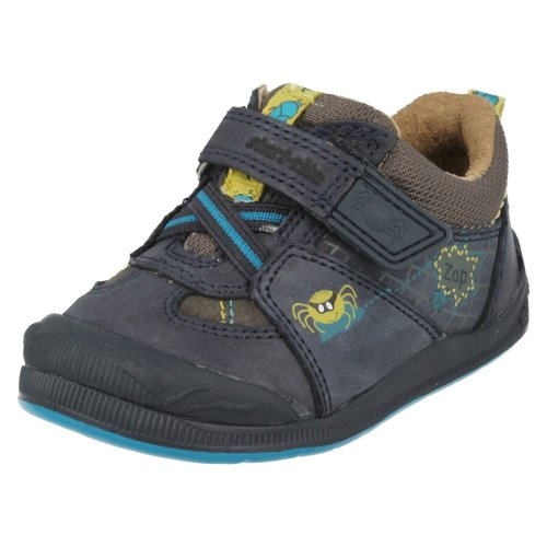 Infant Boys Startrite Casual Shoes SRSS Spider - G Fit