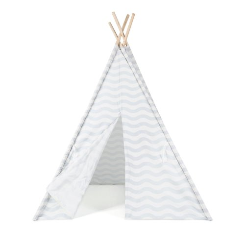 Boppi® Teepee  Indian Wigwam - Grey