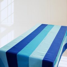 [Mr Blue] Rectangle Tablecloth Canvas Table Cloth Table Cover