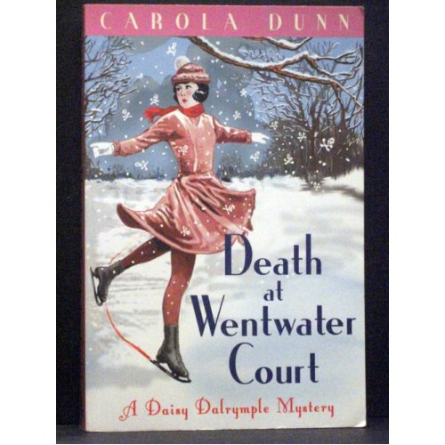 Death at Wentwater Court  first book Daisy Dalrymple