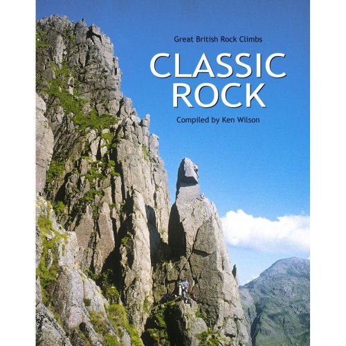 Classic Rock: Great British Rock Climbs