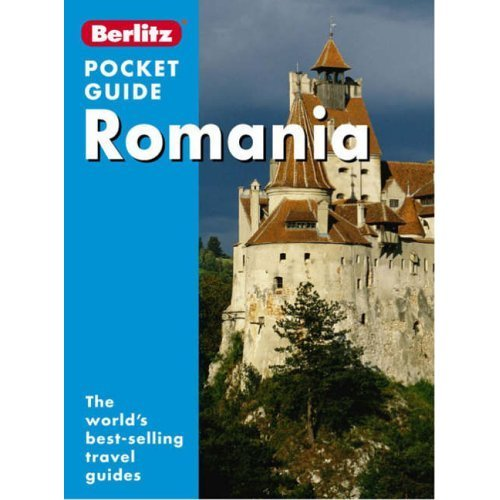 Romania Berlitz Pocket Guide (Berlitz Pocket Guides)