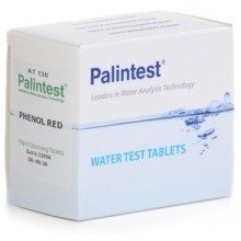 Palintest Phenol Red Rapid Dissolving Swimming Pool Tablets (250) - Type: 250 per pack