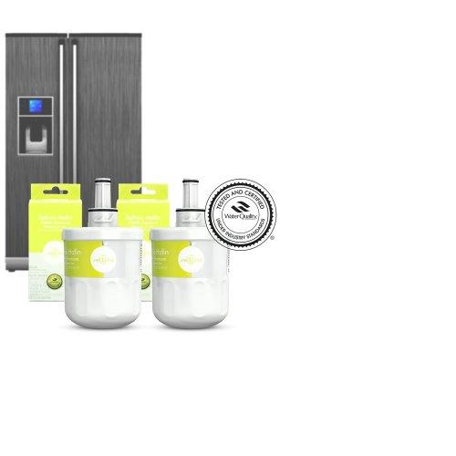 2 x Samsung DA29-00003G, DA29-00003F, DA29-00003A, HAFIN replacement filter