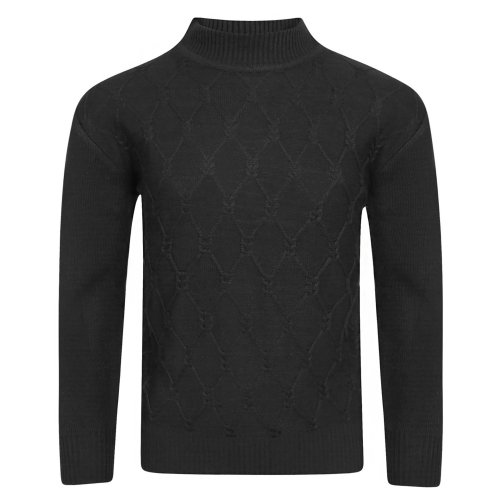 Boys Knitted Cable Pullover 1791 Jumper