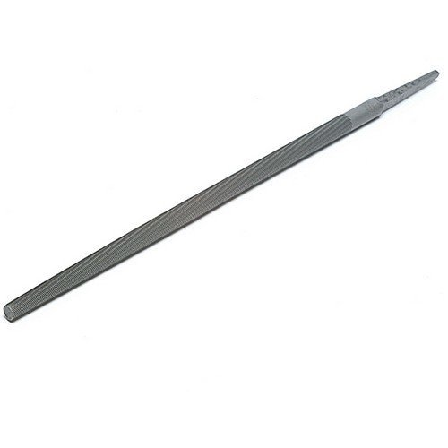 Bahco 1-230-04-2-0 Round Second Cut File 100mm (4in)