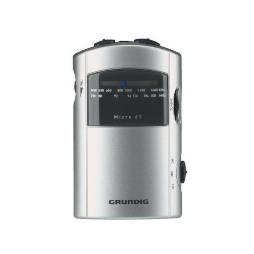 Grundig Micro 61 Portable Stereo