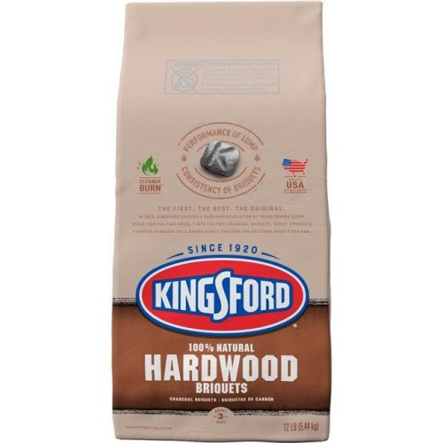 Kingsford Products 250209 12 lbs Hard Wood Charcoal Briquette
