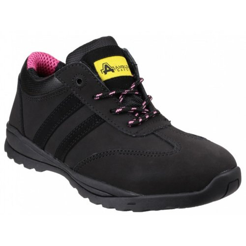Amblers Safety Womens/Ladies FS706 Sophie Safety Leather Shoes