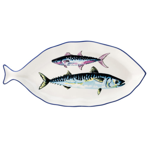 English Tableware Co. Dish of the Day Fish Platter