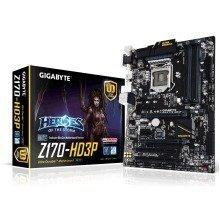 Gigabyte Ga-z170-hd3p (rev. 1.0) Intel?? Z170 Express Chipset Lga1151 Atx Motherboard