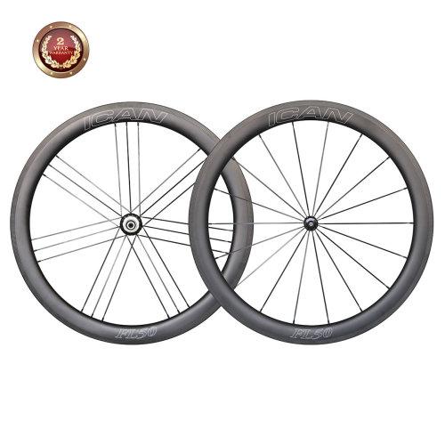 ICAN 50mm Standard Wheels R36 Straight Pull Hub