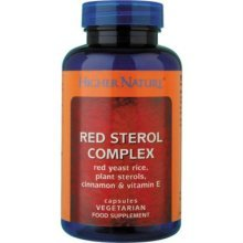 Higher Nature 12% off Red Sterol Complex 30's