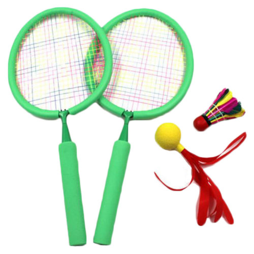 Great Kids Badminton Racquet Tennis Rackets Outdoor Sport Toys -A2