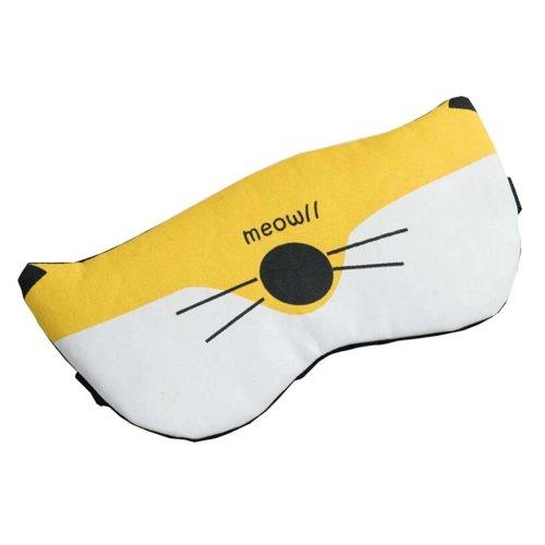 Light Blocking Eye Mask for Sleeping Cute Cat