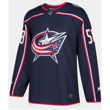 Columbus Blue Jackets Premier Adidas NHL Home Jerseys