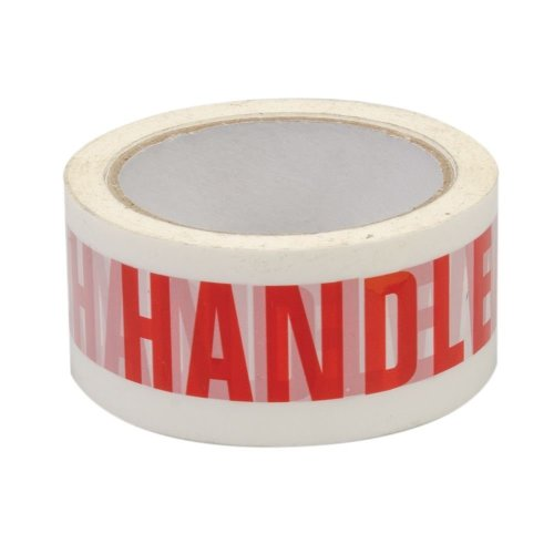Fixman Handle With Care Packing Tape 48mm x 66m