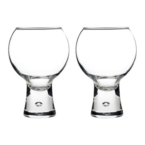 Durobor Alternato Set of 2 Gin Wine Glasses, Small