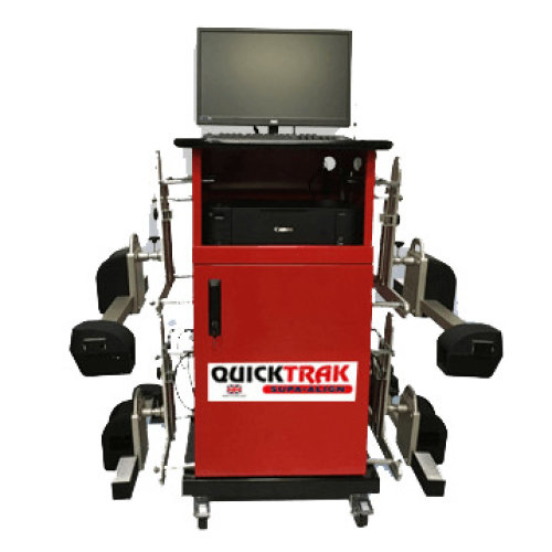 Quicktrak 8 Sensor CCD Computerised Wheel Aligner