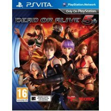 Dead or Alive 5 Plus Playstation Vita