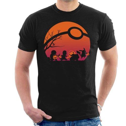 Trick Or Treat Pokemon Men's T-Shirt