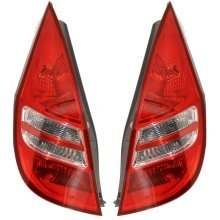 Hyundai I30 2007-4/2012 Rear Tail Lights 1 Pair O/s & N/s