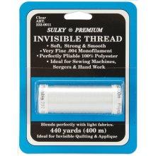 Sulky Premium Invisible Thread 440yd-Clear