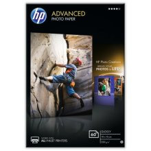 HP Advanced Glossy Photo Paper 250G/M2 10x15 60 Sheets
