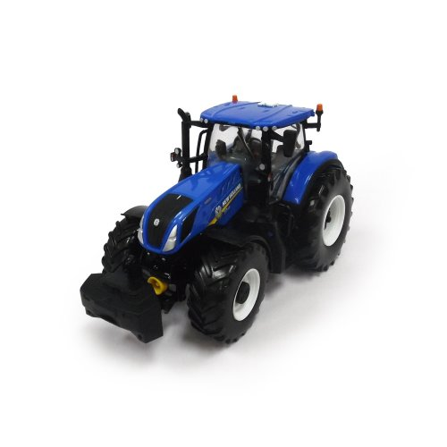Britains 1:32 New Holland T7.315 Tractor - Collectable Farm Vehicle Toy - Suitable From 3 years