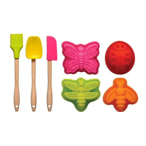 7-Piece Childrens Baking Set