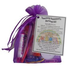 Teaching Assistant's Survival Kit - Great way to thank your Teaching Assistant