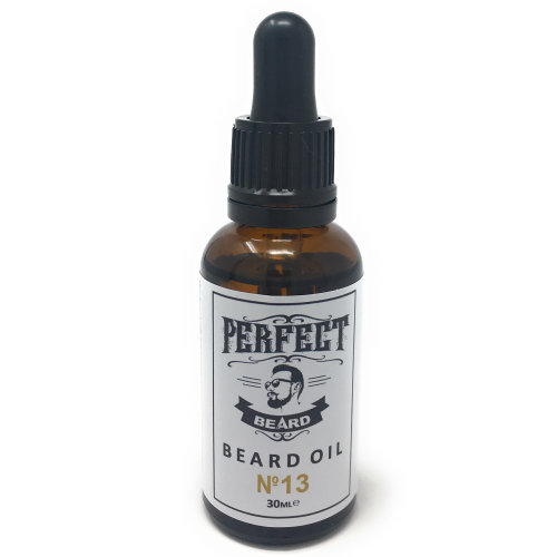 Perfect Beard Cologne Scented Beard Oil - No. 13 | Tom Ford Black Orchid Inspired Beard Oil