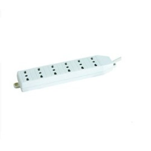 Microconnect GRU0063WIT 6AC outlet(s) 3m White power extension