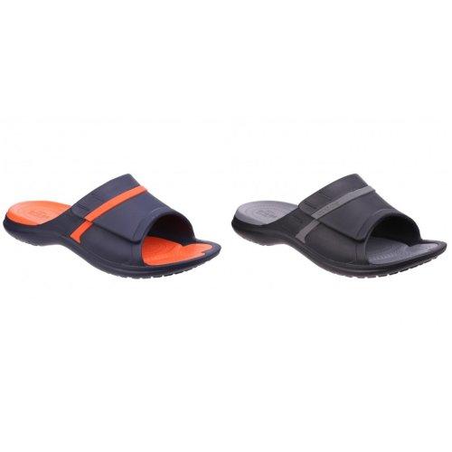 Crocs Mens Modi Sport Slide Flip Flops