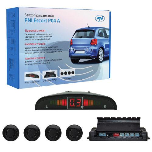 Car Park Sensors PNI Escort P04 A with 4 receivers