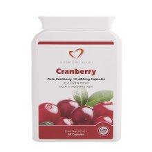 Cranberry Capsules - 60 Capsules