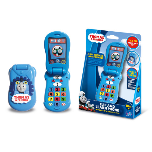 Thomas & Friends Flip & Learn Phone Games to Help Learn Numbers and Colours Ages 18 Months+
