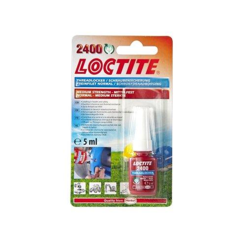 Loctite 2400 Medium-Strength Threadlocker - 5ml